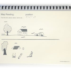 Tactile Graphics – Map Reading