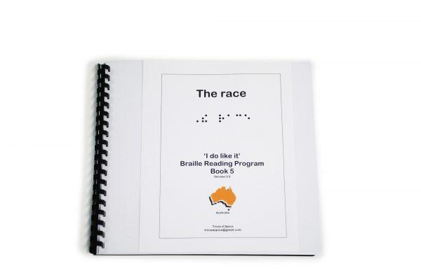I Do Like It - Level 5 - The race