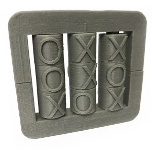 Tactile Playground Noughts and Crosses