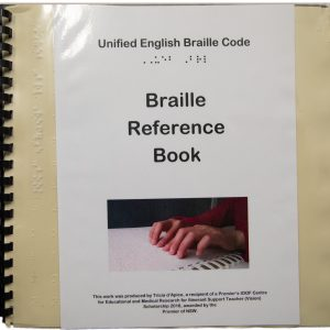 Braille Reference Code